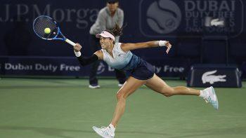 Garbine Muguruza accepts wild card for Dubai tennis open