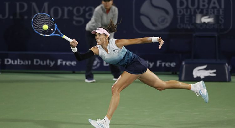 Garbine Muguruza accepts wild card for Dubai tennis open