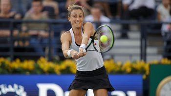 Petra Martic beats Anette Kontaveit in Dubai open