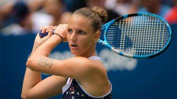 Karolina Pliskova ready to battle for Dubai title