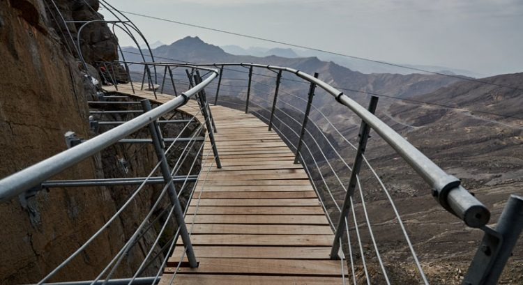 Ras Al Khaimah unveils Jais Adventure Peak