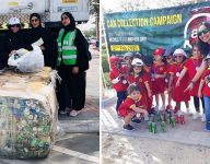 Can collection drive stops 5,235kg of aluminum from going to UAE landfills