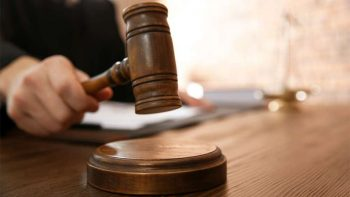 Woman who flashed finger at Dubai police lands in court