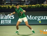 Novak Djokovic beats Malek Jaziri in bid for Dubai tennis crown