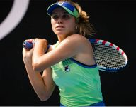 Sofia Kenin seeks win at Dubai tennis open