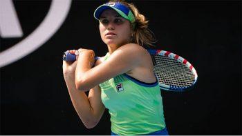 Sofia Kenin seeks win at Dubai tennis open
