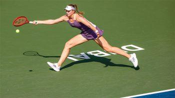 Pliskova and Muguruza fall in Dubai tennis open quarterfinals