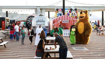Foodie carnival returns to Dubai's Waterfront Market