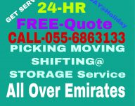 MOVING & PICKING SERVICES