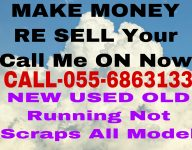 RE SELL YOUR CARS 055 6863133 WE BUY USED OLD WORKING NON SCRAP DAMAGE JUNKS ALL MODEL