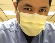 Filipino hospital staff shares encounter with Covid-19 patient