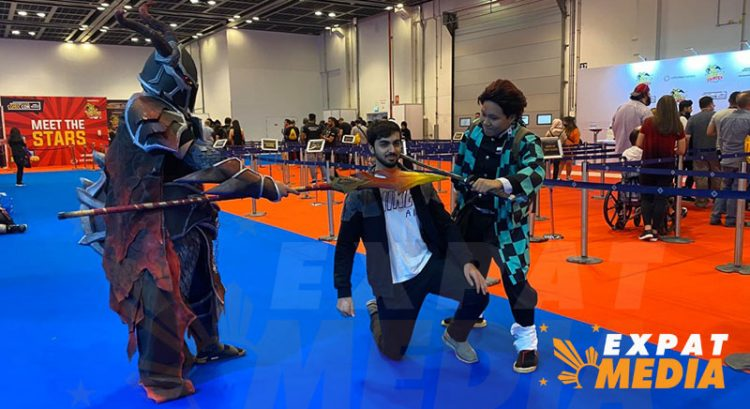 Spotted at Comic Con 2020: Dubai's wackiest cosplayers