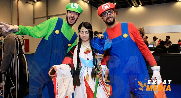 Comic Con 2020 in pictures: Cosplayers and all the action