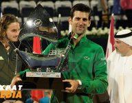 Djokovic beats Tsitsipas to win 2020 Dubai tennis open