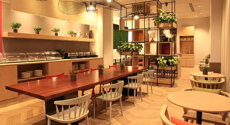 Bistro Lounge of IntercityHotel Dubai Jaddaf Waterfront