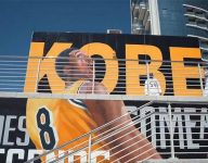 Kobe Bryant mural unveiled in Abu Dhabi