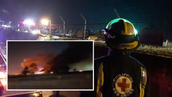 Plane explodes at Philippine airport runway, no survivors