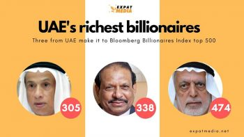 3 from UAE named among world's richest billionaires in 2020