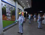 UAE disinfection programme extended until April 5