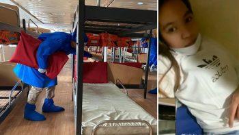 Dubai OFW hopes Manila quarantine experience will help Filipinos