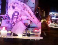 Indian injured in Dubai cement mixer truck crash gets Dh2 million
