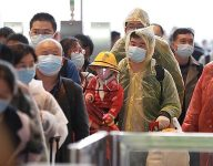 Scientists fear second coronavirus wave as China eases lockdown