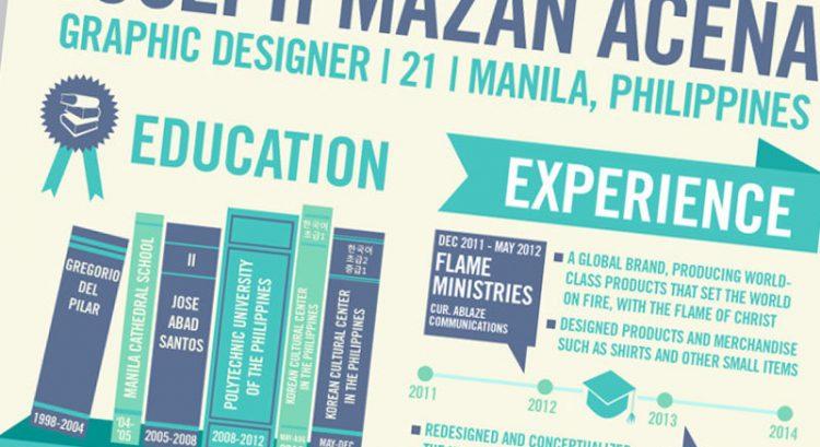 Piktochart: Filipino creates 'world's best CV'