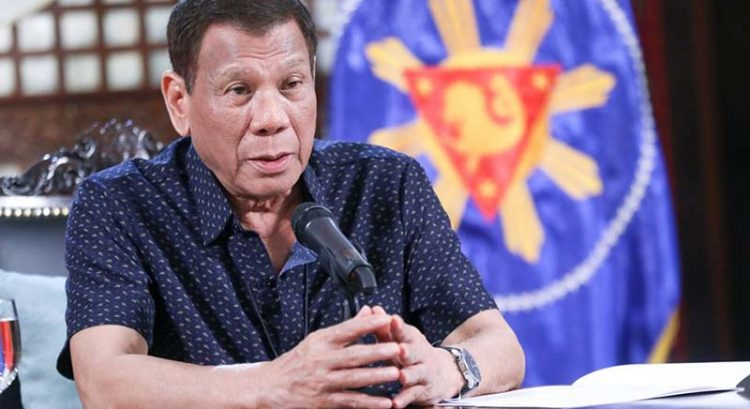 Duterte places Metro Manila under general community quarantine
