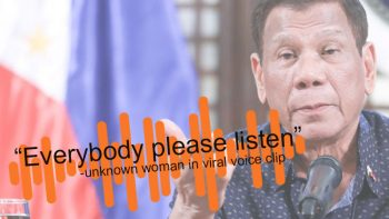 Viral voice clip claiming Philippine martial law or total lockdown not true, says PNP