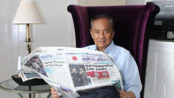 Philippine ex-senator Heherson Sonny Alvarez dies of Covid-19