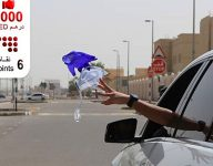 Dh1,000 fine for littering UAE streets with used facemasks, gloves