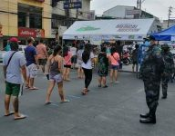 Millions return to lockdown in Philippines amid Covid-19