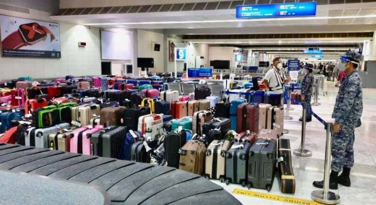 7 Filipinos posing as new OFWs barred from leaving for UAE