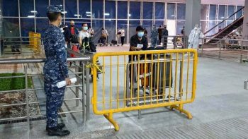 Non-OFWs returning to Philippines to pay cost of quarantine