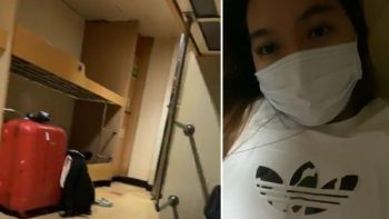 Filipino expat from Dubai calls out 'unhygienic' quarantine facility in Manila, Department of Transport apologises