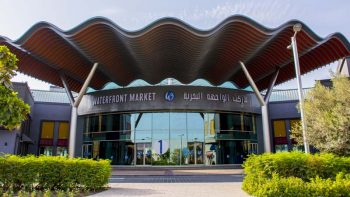 Dubai Waterfront Market reopens
