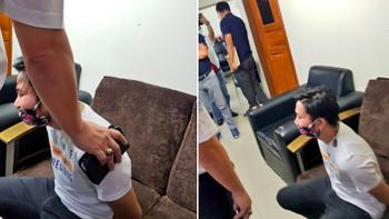 Filipino teacher arrested over P50 million bounty offer for Duterte's death