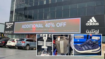 Not-so-secret Adidas sale in Dubai: Dh715 shoes now Dh117 and crazy deals