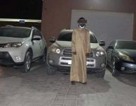 Teen arrested for stealing 3 cars in Ajman