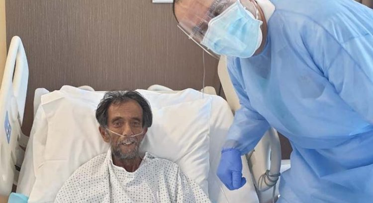 70-year-old UAE expat survives Covid-19