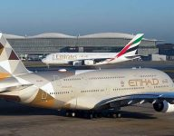 Etihad jumbo jets A380s to remain grounded