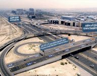 13 new Dubai bridges: 7 minutes to travel on Umm Suqeim Street