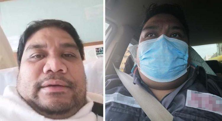 Jennifer Guardian, 40, is recovering from coronavirus in Dubai.