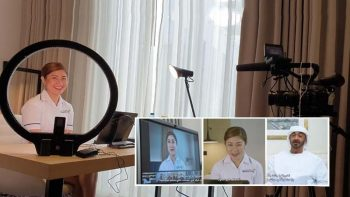 Filipina in Dubai reveals behind the scenes on talk with Sheikh Mohammed