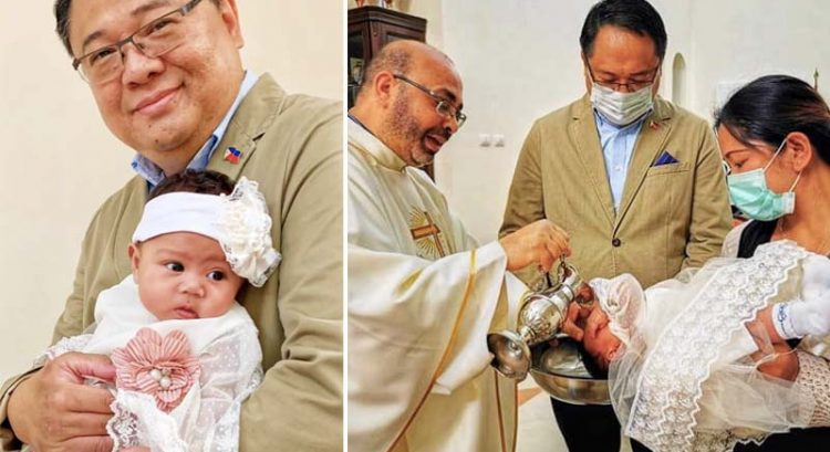 Ex-Dubai OFW's baby left in Libya reunited with mother