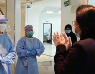 Applause for Filipino frontliners at UAE's largest Covid-19 test centre