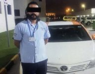 Sharjah taxi driver who performed road stunts arrested