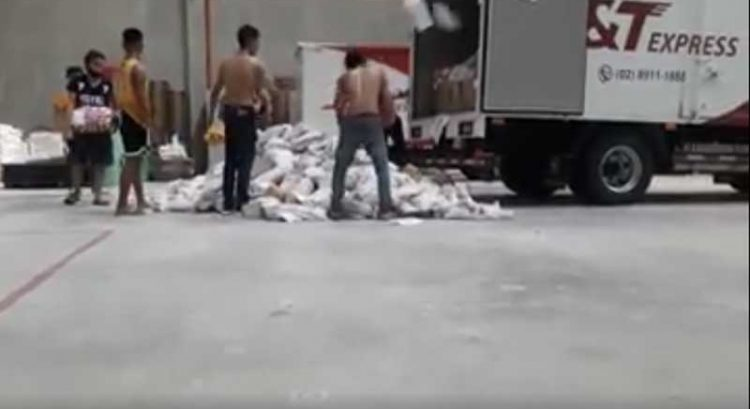 J&T Express criticized over shocking video of mishandled packages