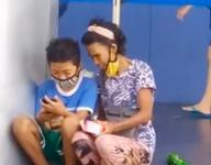 Filipino grandma becomes internet hit after buying grandson dream phone