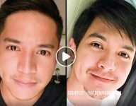 Alden Richards surprises Filipino lookalike in Dubai